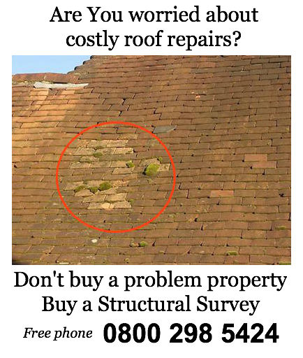 worried about costly roof repairs