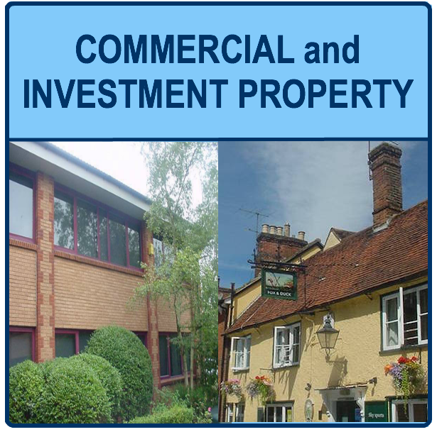 commercial and investment property