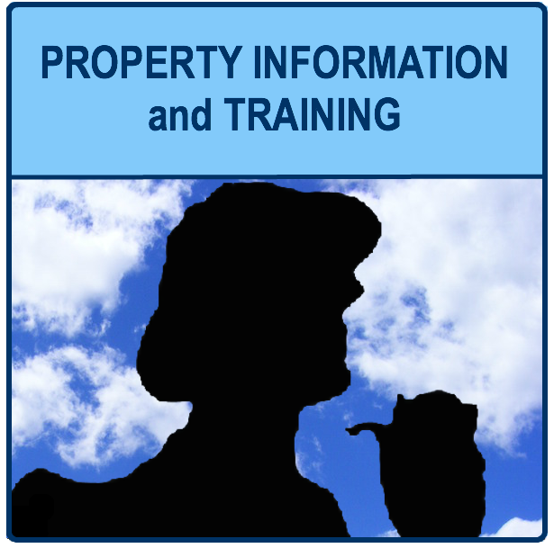 property information and training