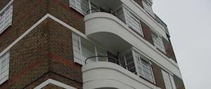 London flat condensation problems